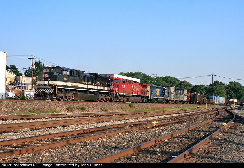 NS 1065 on Q-434