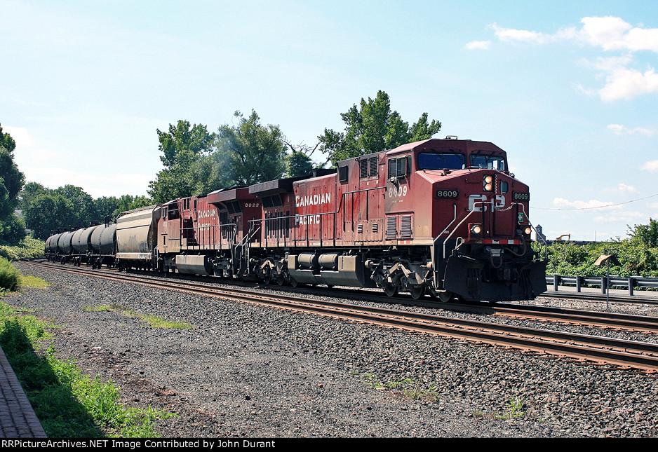 CP 8609 on K-635