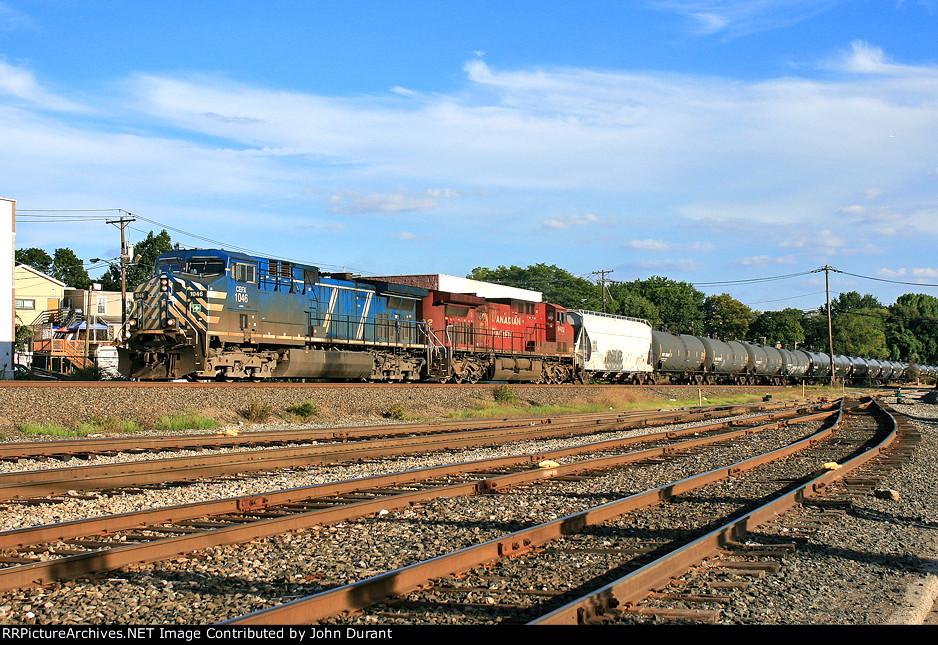 CEFX 1046 on K-635