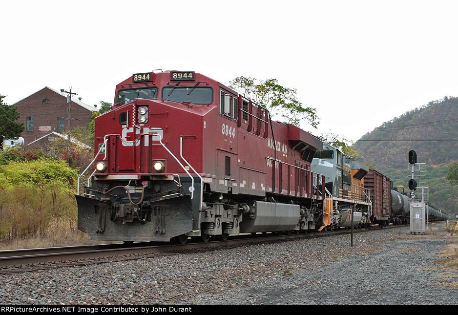 CP 8944 on K-409