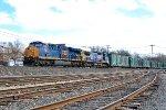 CSX 3084 on Q-702
