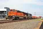 BNSF 6663 on Q-112