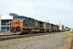CSX 597 on Q-108