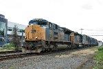 CSX 4843 on Q-417