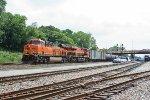 BNSF 6983 on K-689