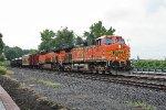 BNSF 4597 on K-141