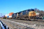CSX 5481 on Q-004