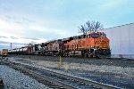 BNSF 6965 on K-138