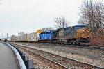 CSX 5473 on Q-268