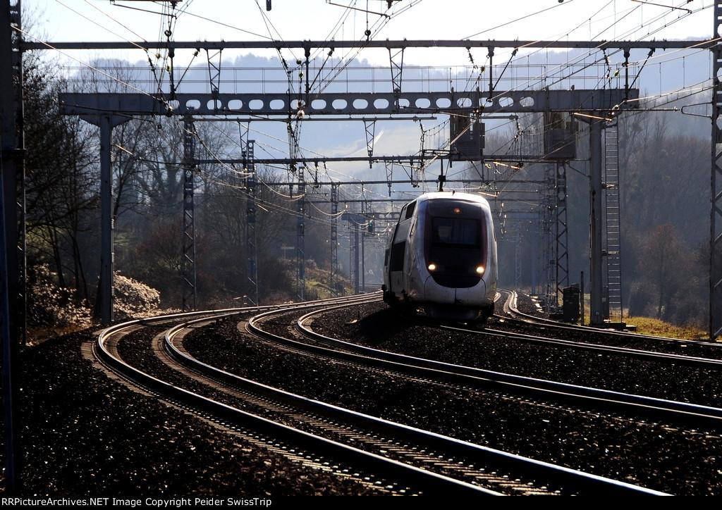 4407 - TGV Lyria (France/Switzerland)