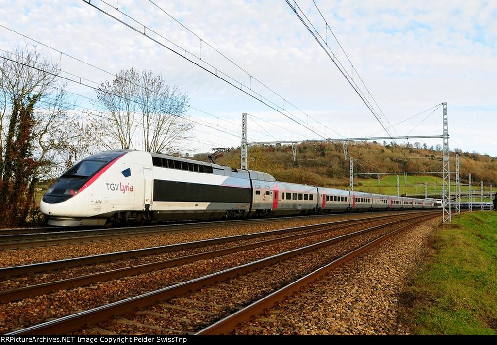4414 - TGV Lyria (France/Switzerland)