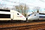 4414 and 4406 - TGV Lyria (France/Switzerland)