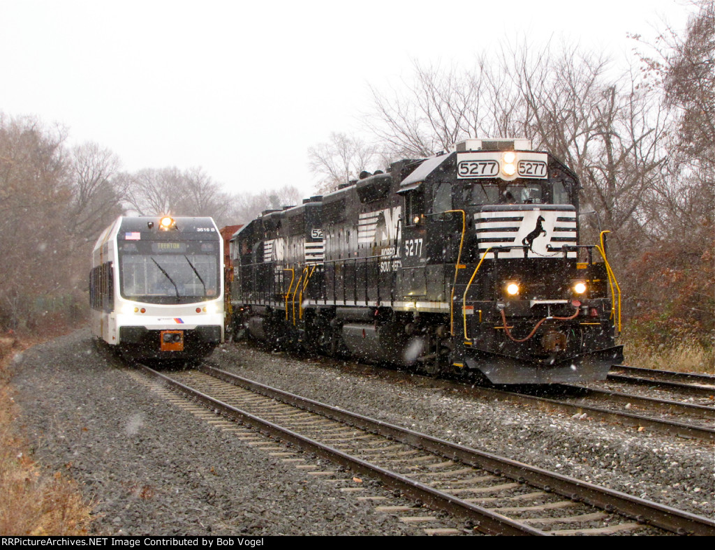 NJT 3516 and S 5277