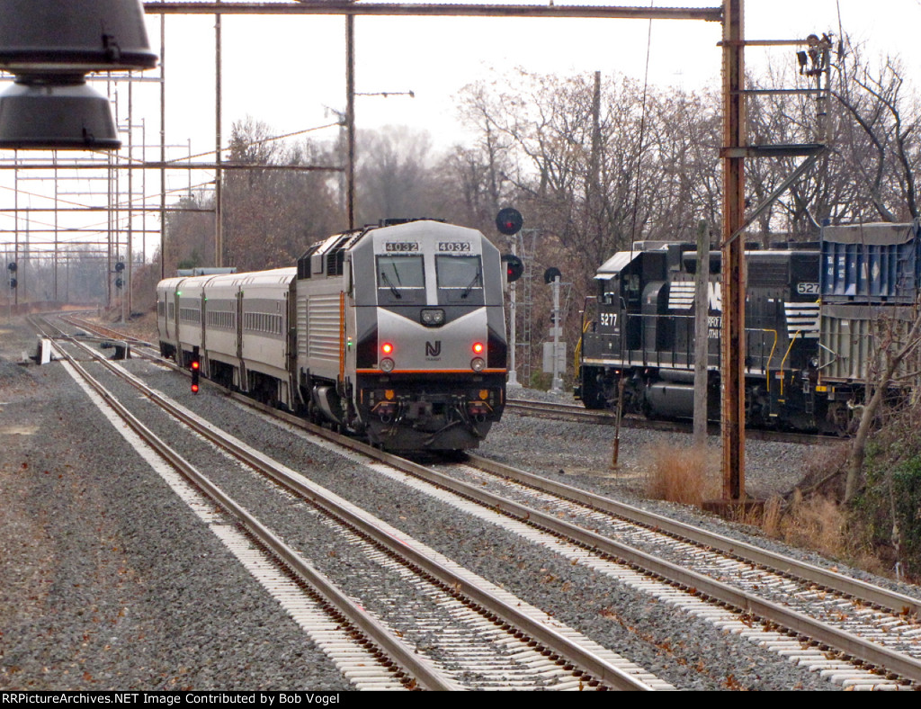 NJT 4032 and NS 577