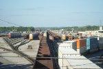 BNSF's East Thomas Yard