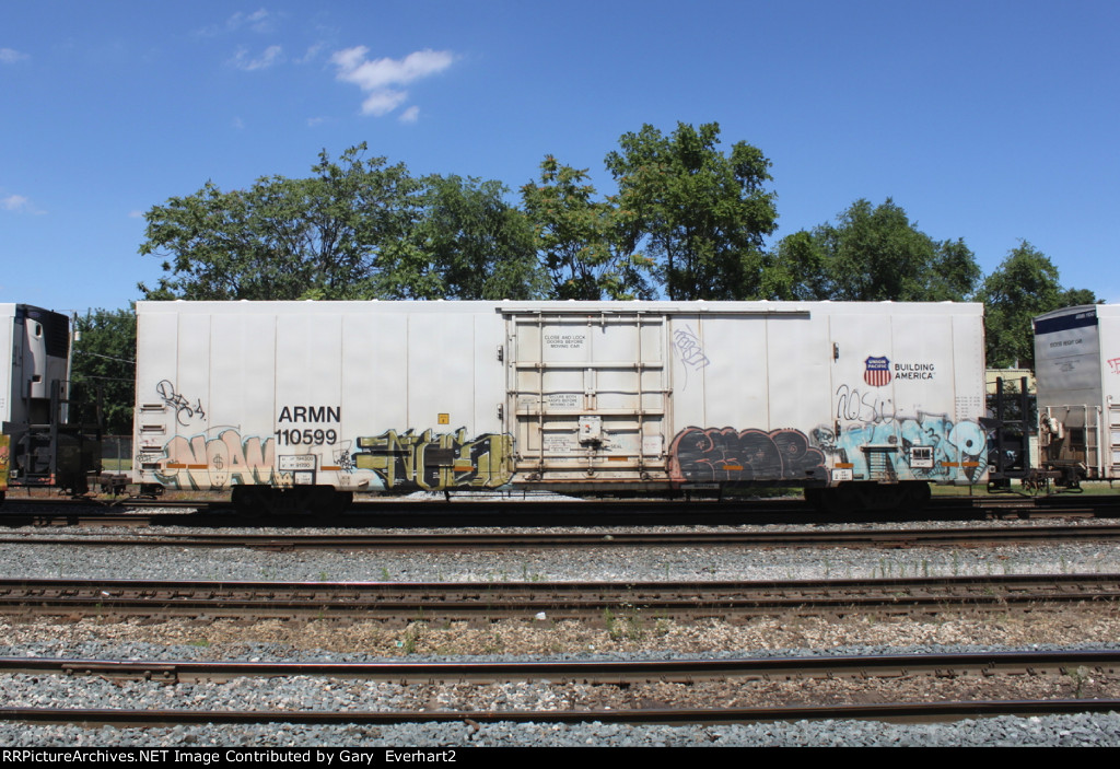 ARMN 110599 - Union Pacific