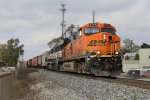 BNSF 6203 & 9425 power G010 eastward with a fertilizer train in tow