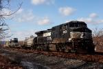 Atomic train in Binghamton