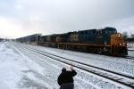 Dedicated rail fan