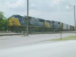 SD70MAC's at Goulding Yard