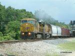 """CSX train Q609 headed """"South"""""""