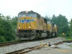 UP 4329 - SD70M