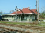 L&N depot, now NorthWest Florida Railroad Museum