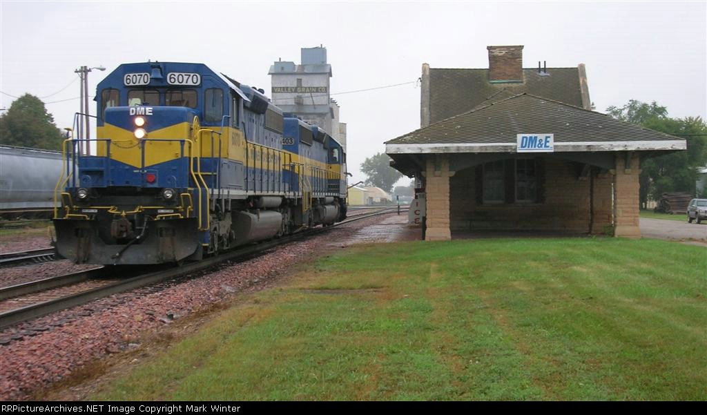 DME 6070 and ICE 6403