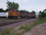 BNSF 5423 and sisters