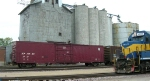 DME 5721 and DME 4006 in the yard