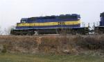 DME 6367 (City of New Ulm) WB at 12th North,