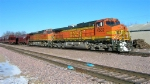 BNSF 5020 and BNSF 4552 at the rear units,
