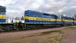 ICE 6212 west bound