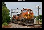 BNSF 4925 & 992