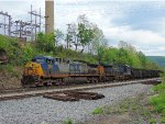 CSX 124 and 974
