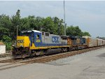 CSX 5958 and 937
