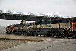 2 Cream N green's trail on a freight train.