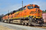 BNSF 7455