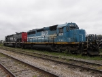 GSCX 7362 and an ex-SP tunnel motor.