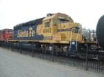 BNSF 6942 SD40-2