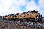 Solid UP Consist on NS Intermodal