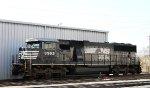 NS 6903 sits in Glenwood Yard