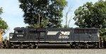 NS 6956 heads south on train 35Q