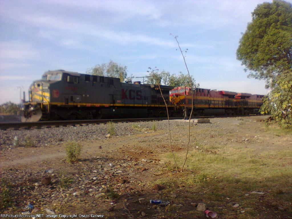 KCSM 4548 y 4727