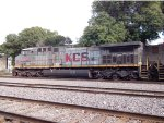 KCSM 4500 in station