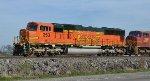BNSF SD75M 253