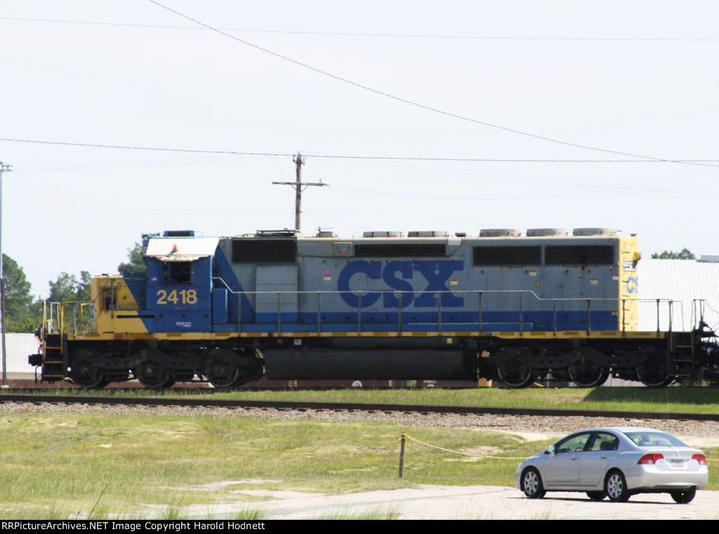 CSX 2418