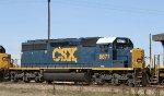CSX 8071
