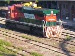 FXE 3810 y caboose