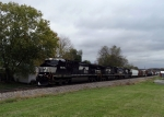 NS 9238 leads NS 165